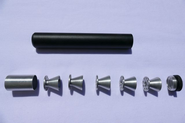 Silencer for Hatsan AT 44, BT 65, Wolf Airguns