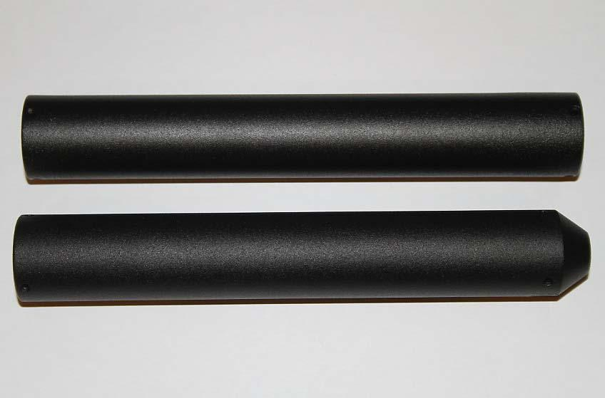 Silencer - 4 Conical Baffles, 1/2 UNF